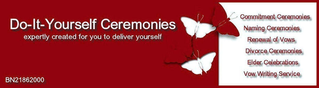 Diy commitment ceremonies do it yourself commitment ceremonies as one of south east queenslands most creative marriage celebrants i am both gay positive and expert at creating solutioingenieria Choice Image